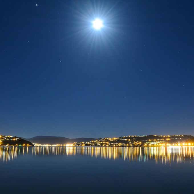 Still night Porirua - Wellington Photographer
