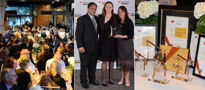 Porirua Business Awards by Wellington Event Photographer